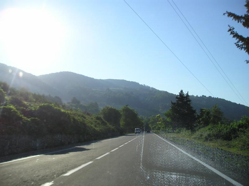 Поселок Цандрыпш