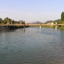 Правобережье и речка Нечепсухо