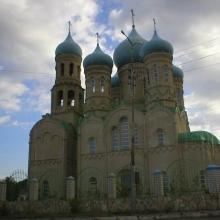 Церковь в Балтае