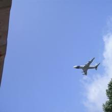 Самолеты над Адлером