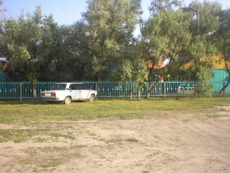Станица Голубицкая