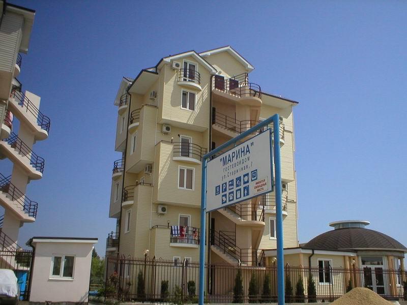 Ближе к морю - санатории и гостиничные дома