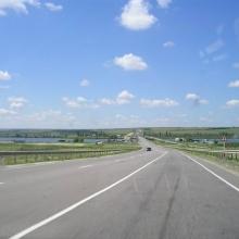 Волгоградские степи