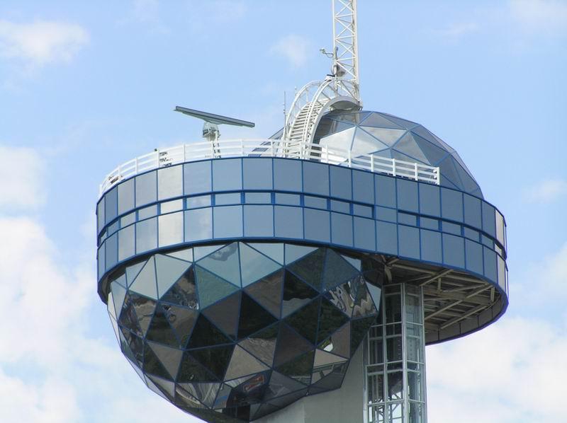 Башня управления порта