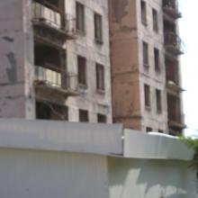 На улицах Сухума