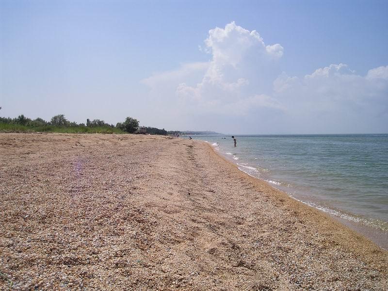 Азовский берег