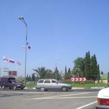 Дорога на Красную Поляну