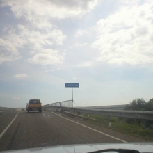 Мост через р.Кубань