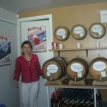 Киоск Туапсинского винзавода