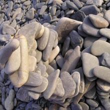 Галечный пляж Большого Утриша
