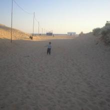 Проход на Центральный пляж