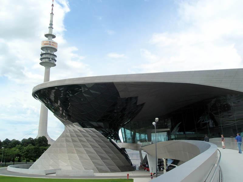 Здание выставочного центра