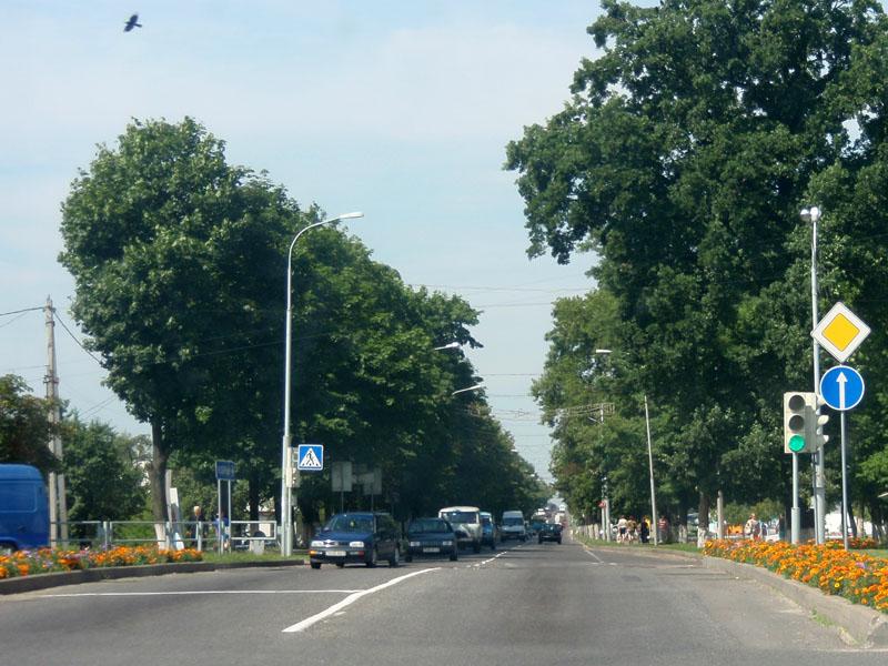 Калинковичи - единственный транзитный город