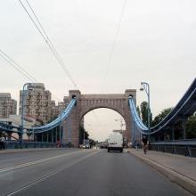 Грюнвальдский (Grunwaldzki) мост