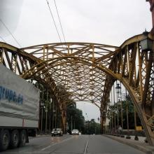 Звиржинецкий (Zwierzyniecki) мост