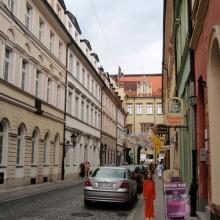 Рыночная площадь. Переулок