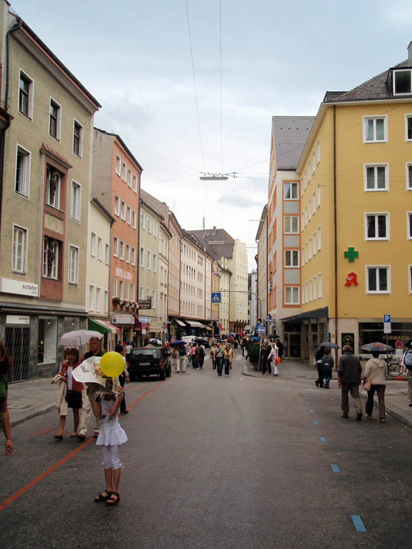 Ледерерштрассе (Ledererstrasse)