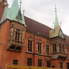 Рыночная площадь. Городская ратуша