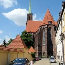 Костел Святого Креста и Св. Варфоломея
