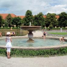Парк Hofgarten (Хофгартен)