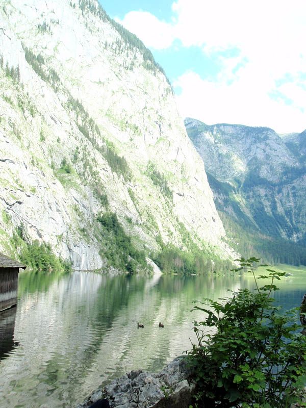Верхнее озеро - Оберзее (Obersee)