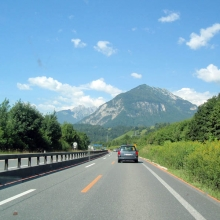 Австрийский автобан