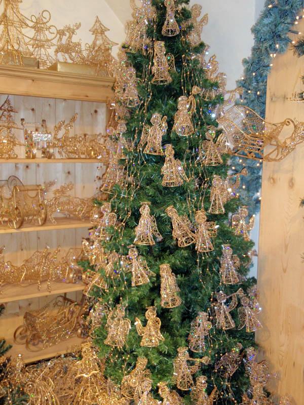Ну и подумаешь, что август на дворе, а в Зальцбурге всегда Новый год!