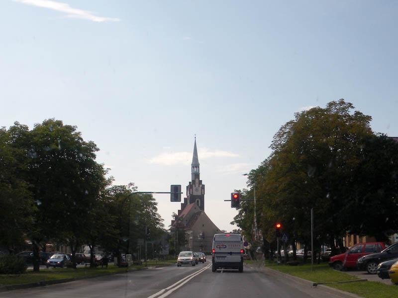 Провинциальная Польша