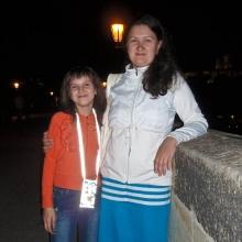 Ночью на мосту