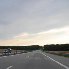 Чешский автобан 11