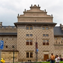 Фрагмент Шварценбергского дворца