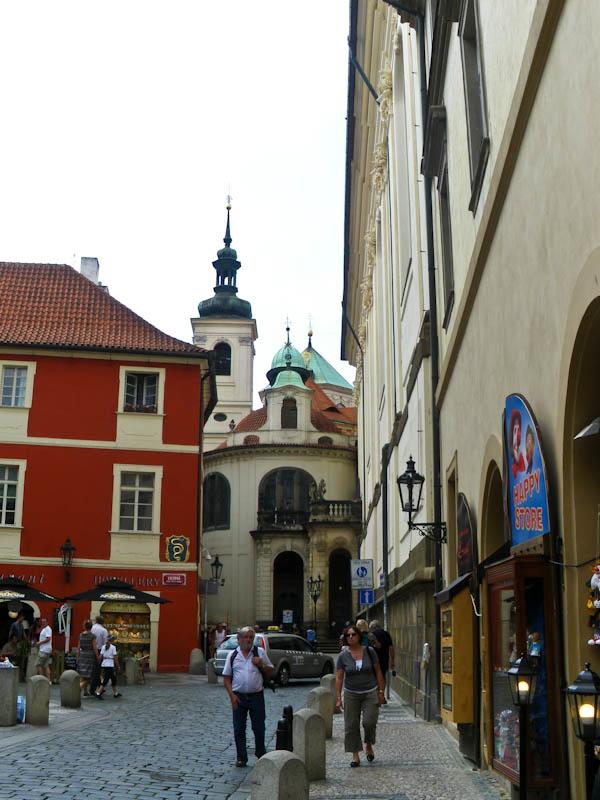 Улочки старой Праги