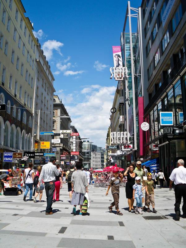 Пешеходная Кертнерштрассе