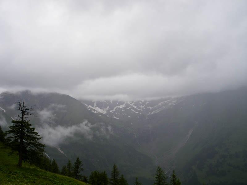 Туман сгущался, видимость ухудшалась