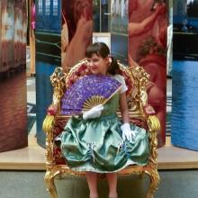 В детском музее дворца