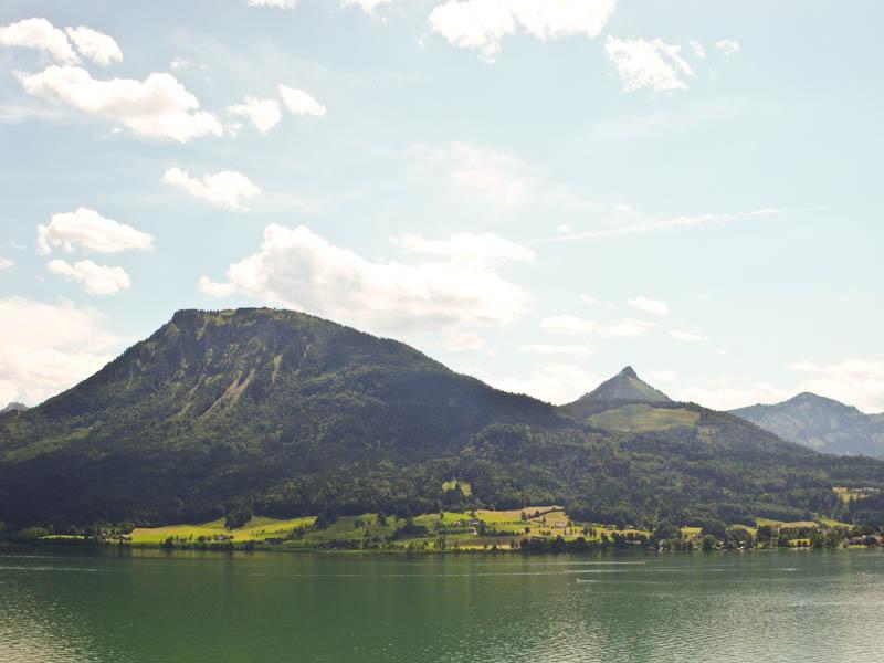 Озеро Вольфгангзее