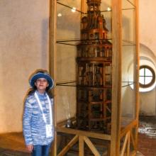 В Замковой башне