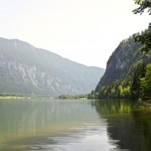 Озеро Хальштаттерзее