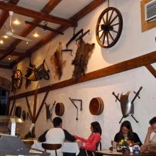 Интерьер кафе Боренбрау