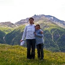 Покорительницы Альп