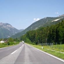 Австрийская романтическая дорога