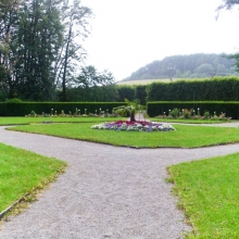 Замковый сад