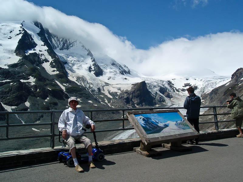 Фото на фоне гор