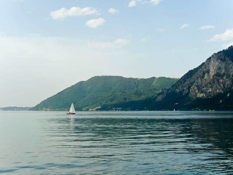 Озеро Траунзее