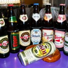 Австрийское пивное ассорти
